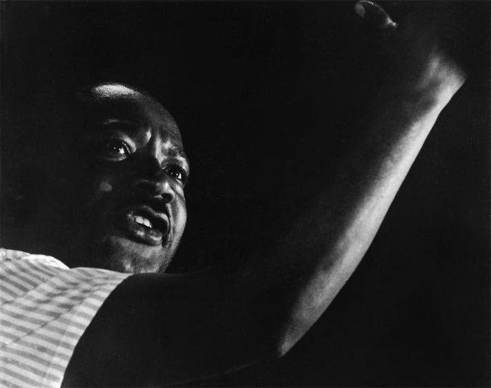 Dr. Martin Luther King, Jr. Mississippi,1966