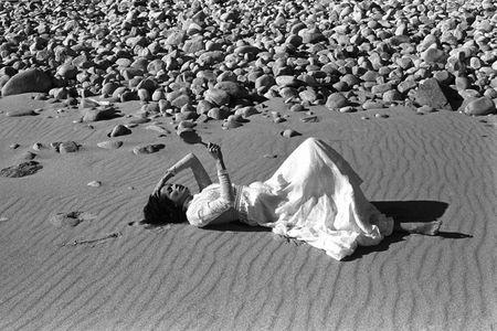 Bianca Jagger, Long Island, 1977