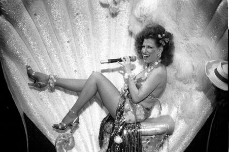 Bette Midler, New York, 1975