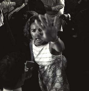 Mrs. Robert Kennedy, Los Angeles, 1968