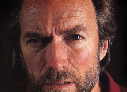 Clint Eastwood, Los Angeles, 1984