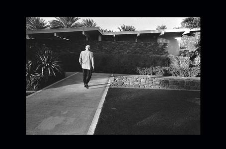 President Dwight D. Eisenhower, Palm Springs, 1965