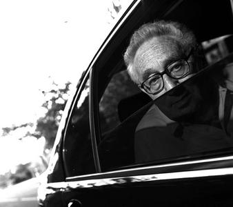 Dr. Henry Kissinger, New York, 2003
