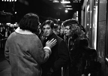 Coppola, Pacino, Keaton, The Godfather, New York, 1971