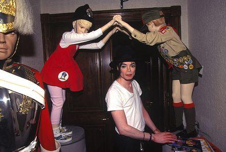 Michael Jackson, NeverLand, CA. 1997