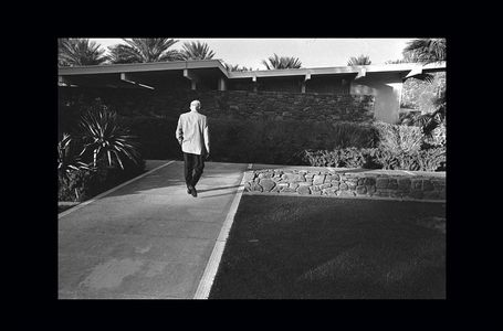 President Dwight D. Eisenhower, Palm Springs, 1965