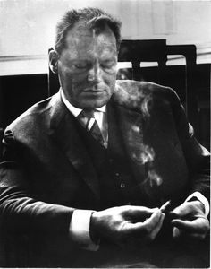 Mayor Willie Brandt, Berlin, 1961