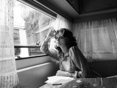 Sophia Loren, Rome, 1984