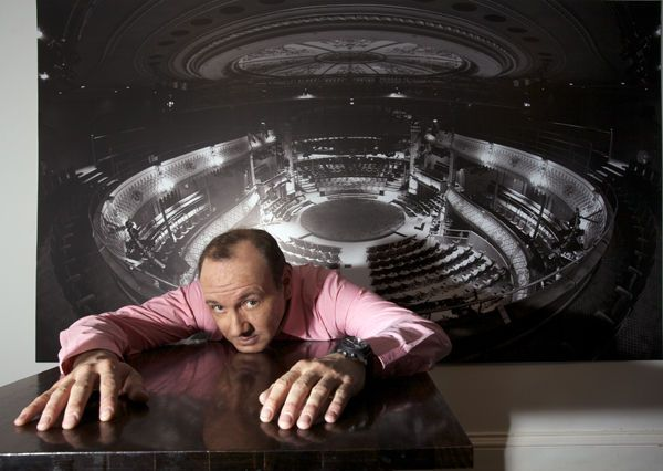 Kevin Spacey, London, 2009