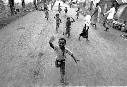 Children, Baidoa, Somalia, 1993