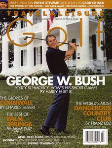 1Geo__W__Bush_T___L_Golf_cover72dpi