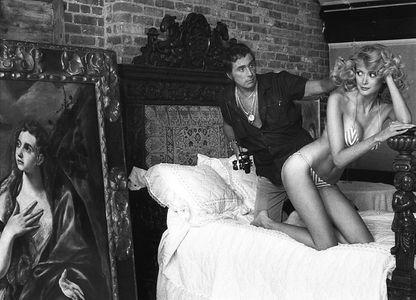 Bob Guccione, New York, 1984