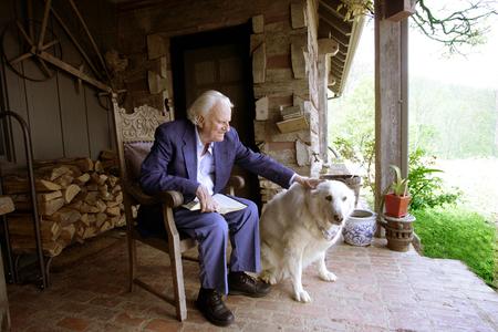Reverend Billy Graham, Montreat, N..C., 2005