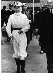 Queen Elizabeth II of England, 1957 and 1961