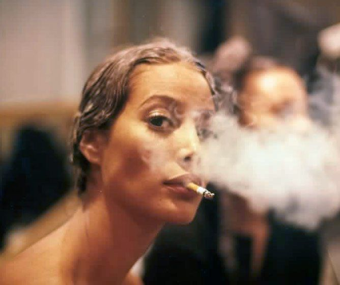 Christy Turlington, Paris, 1994
