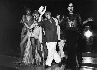 Truman Capote, New Orleans, 1980