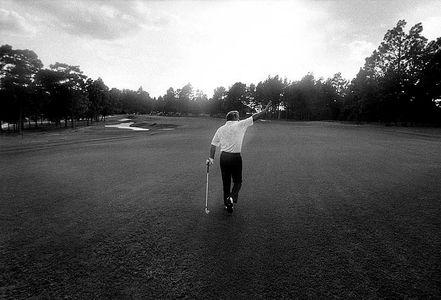 Arnold Palmer, Latrobe, PA. 1974