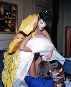 Christy Turlington, Paris, 1993