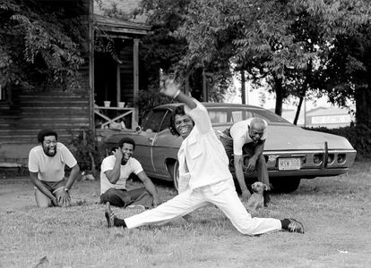 James Brown, Atlanta, 1979