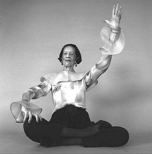 Diana Vreeland, New York, 1980