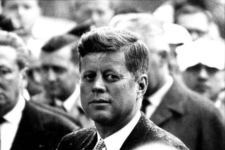 President John F. Kennedy, Paris, 1961