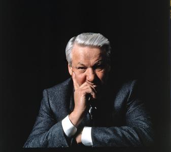 President Boris Yeltsin, Moscow, 1991