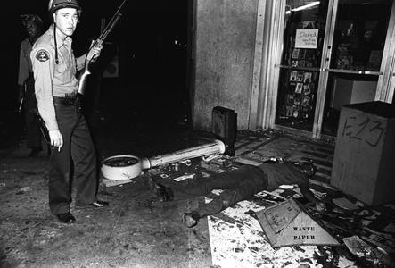 Watts Riots, Los Angeles, 1965