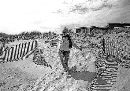 Truman Capote, Long Island, New York, 1984