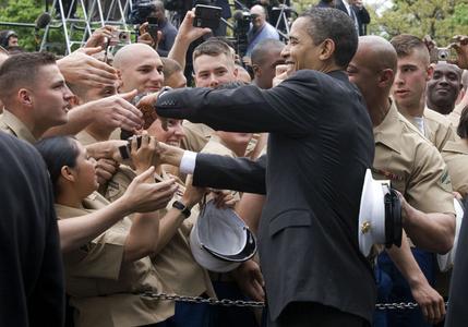 President Barack Obama, The White House, 2009