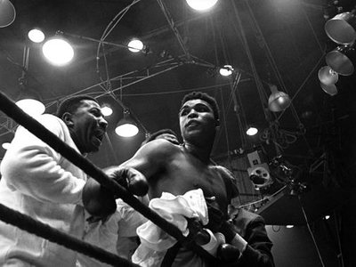 Ali Wins, Miami, 1964.