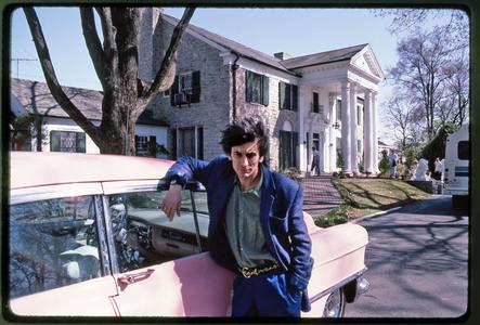 Ron Wood, Graceland, 1987