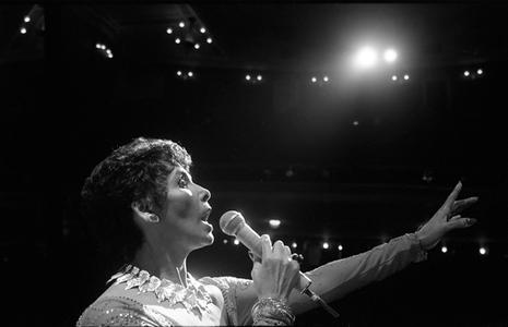 Lena Horne, 1981.