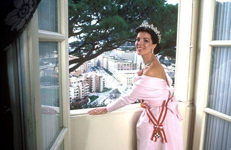 Princess Caroline of Monaco, 1986.