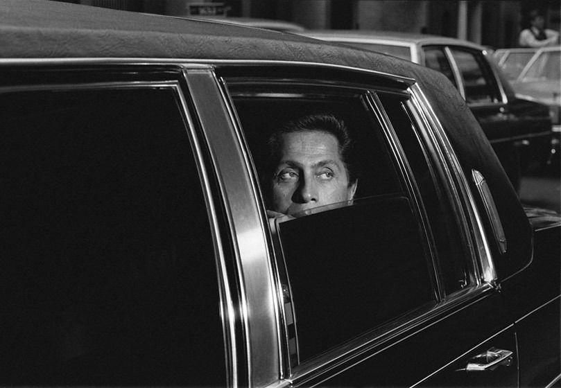 Valentino, New York, 1984
