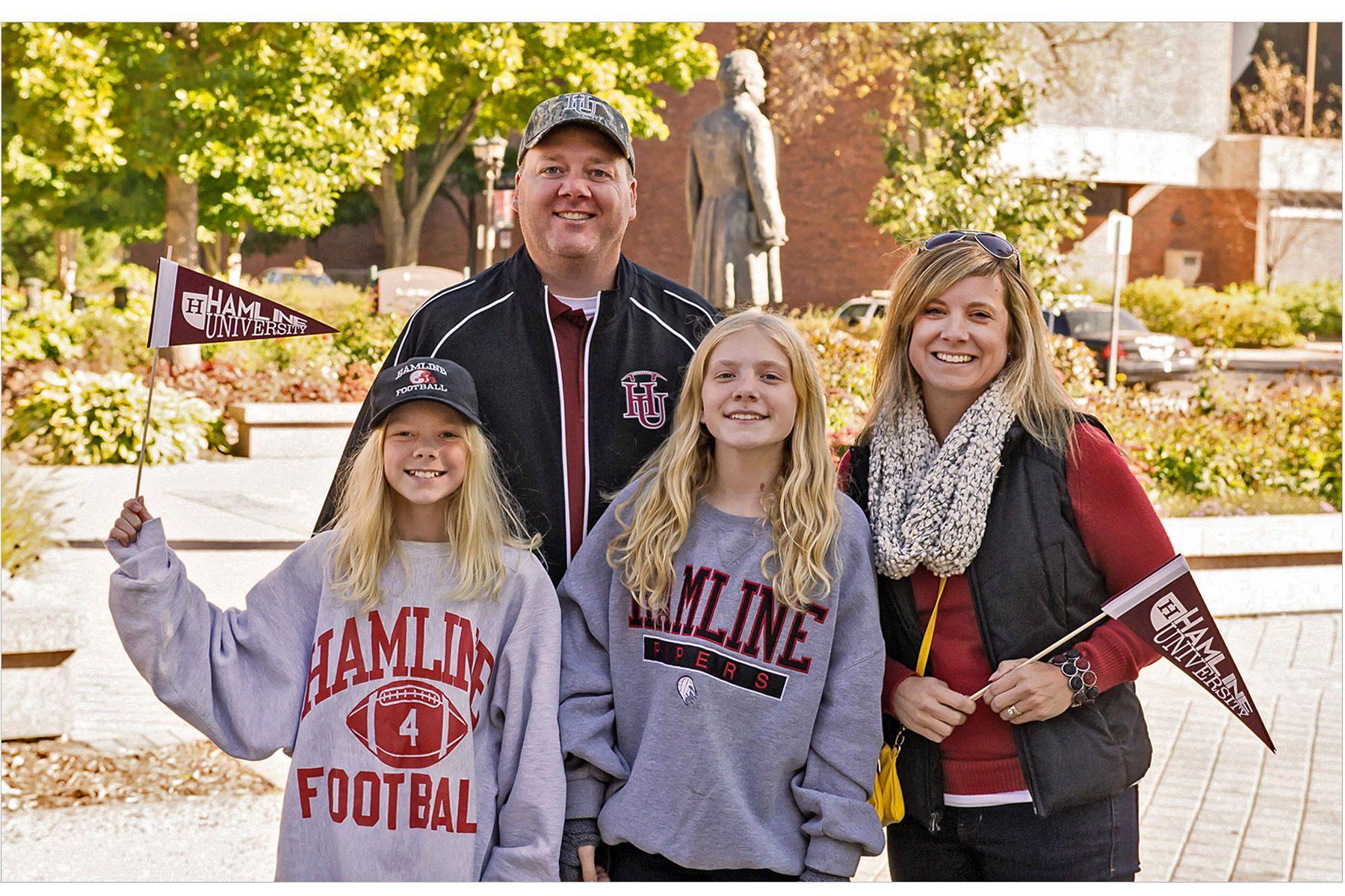 Hamline University Alumni Weekend