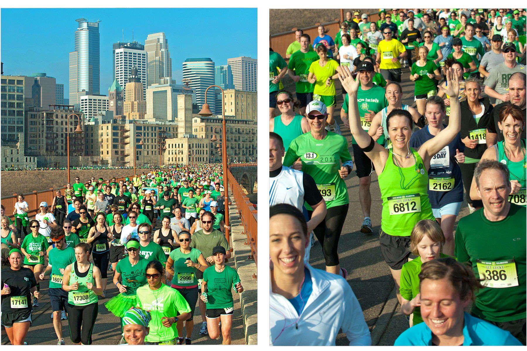 Get Lucky Marathon by Team Ortho