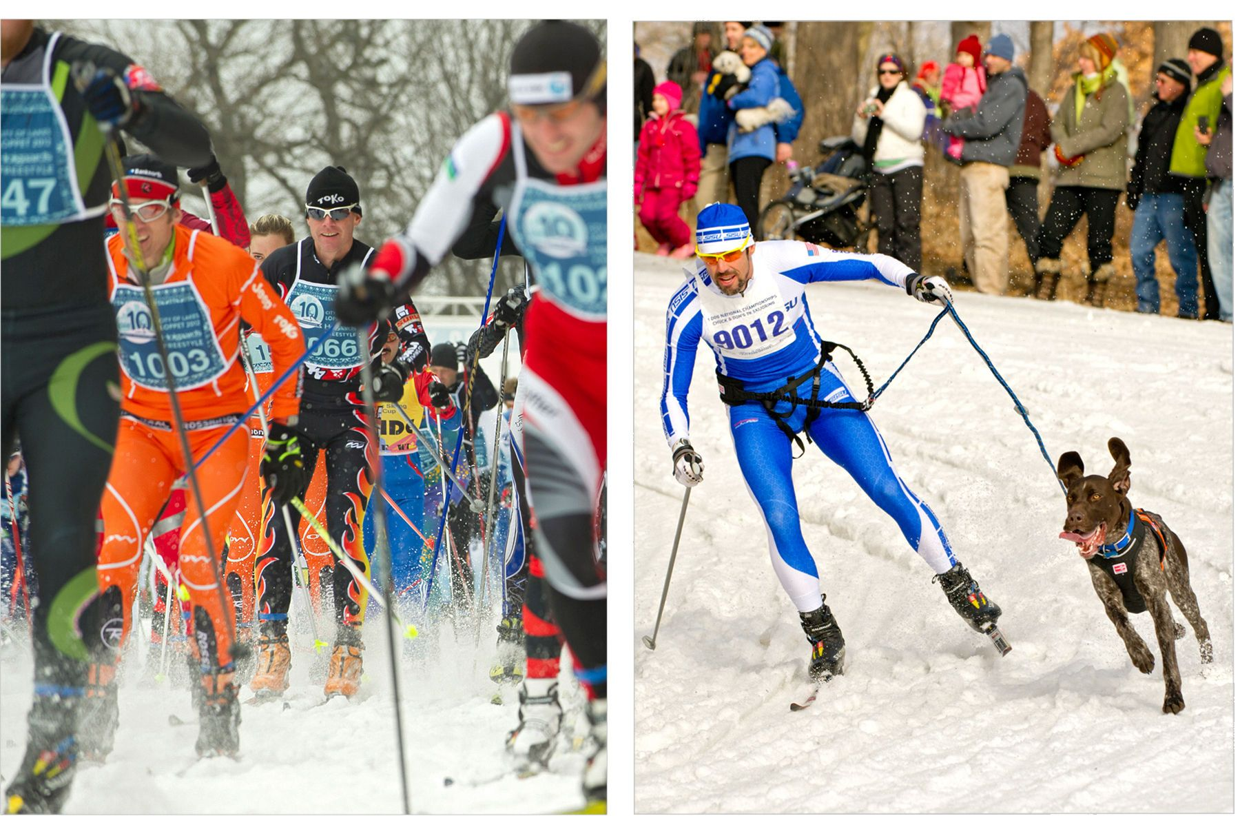 City of Lakes Loppet Ski Festival