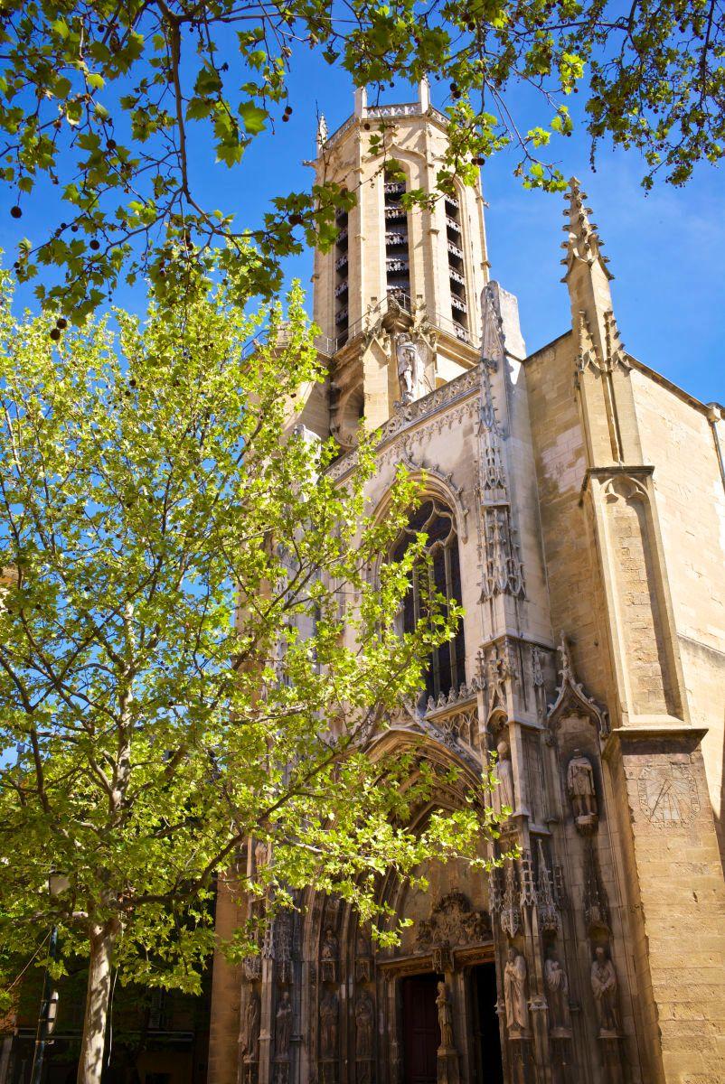 Cathedral, Aix en Provence
