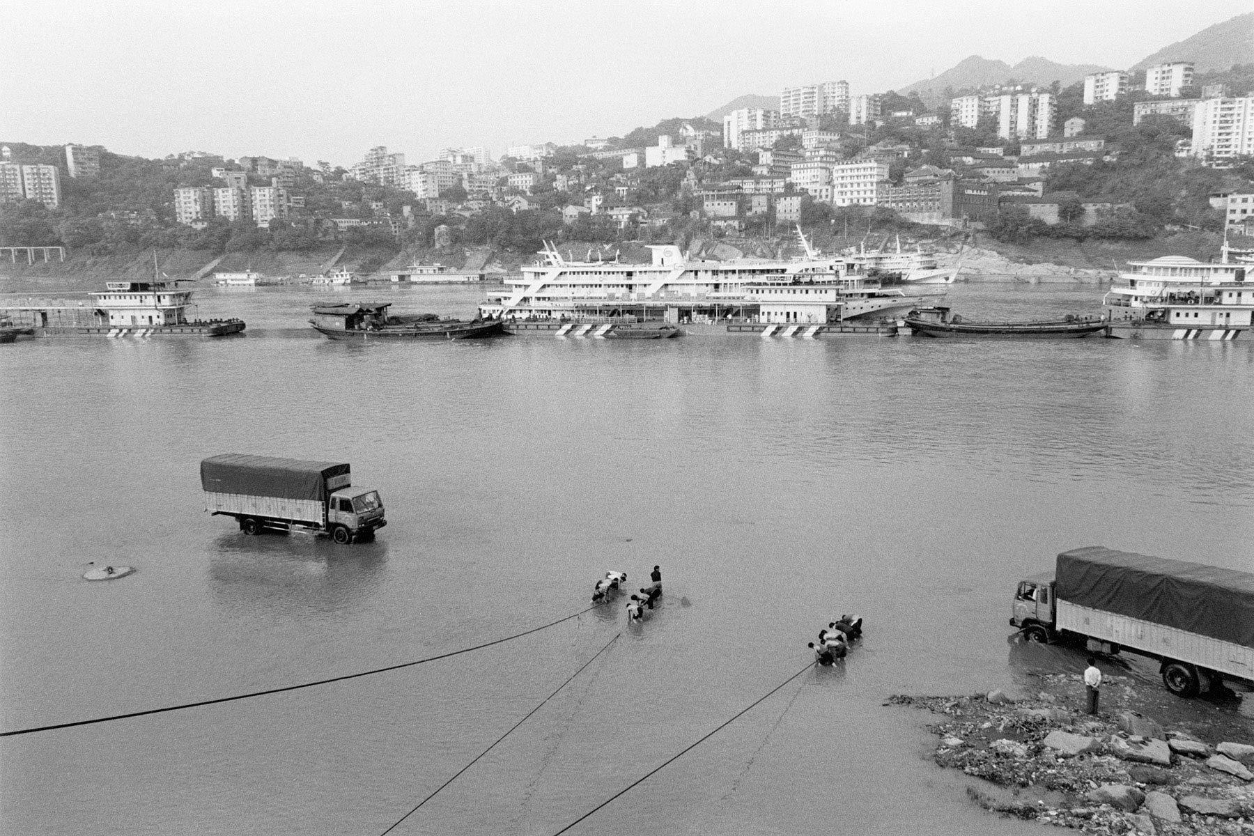 Flooding, Chongqing, China 1999