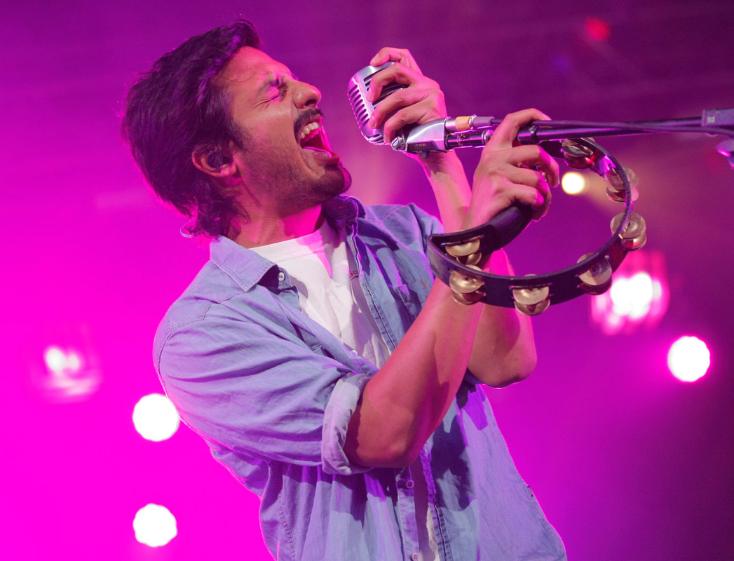 Central Park SummerStage - Young The Giant, Apache Relay And St. Lucia In Concert