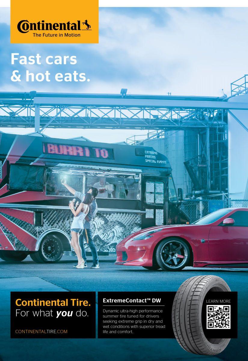 Continental Tire- Hot Eats