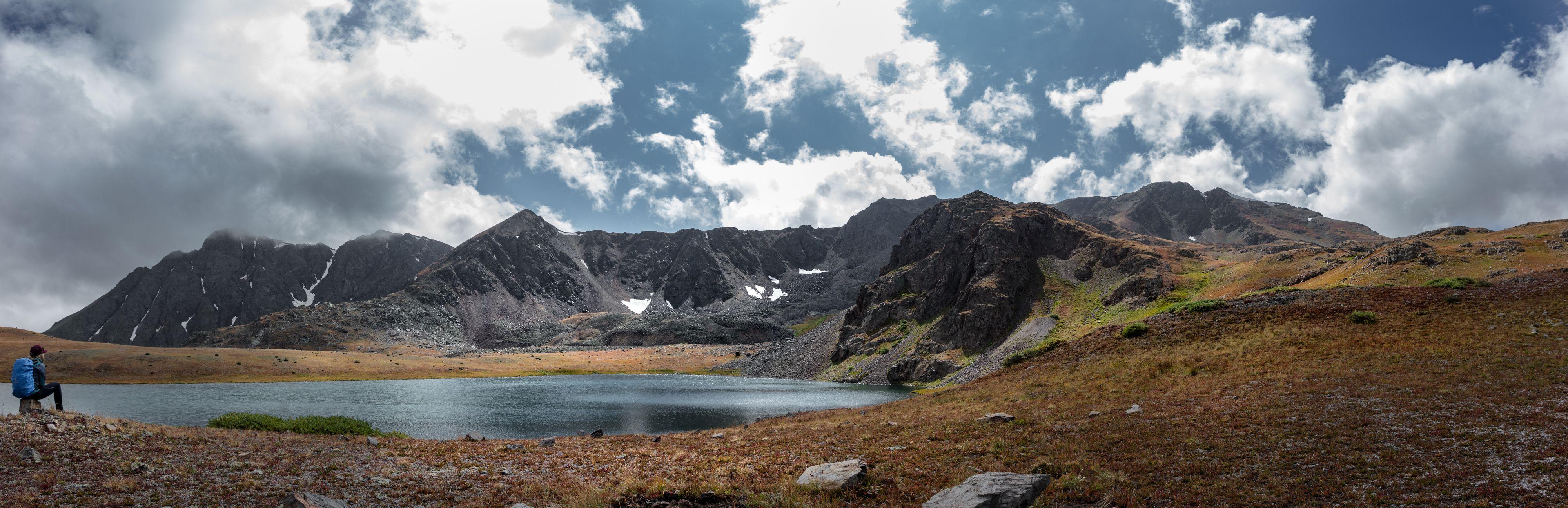 Petroleum Lake, Colorado