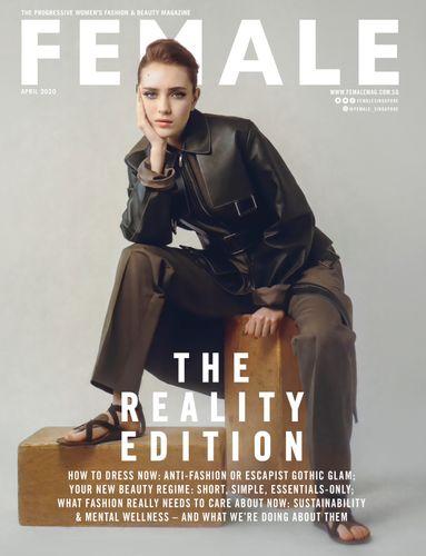 Talia Ryder for Female Singapore