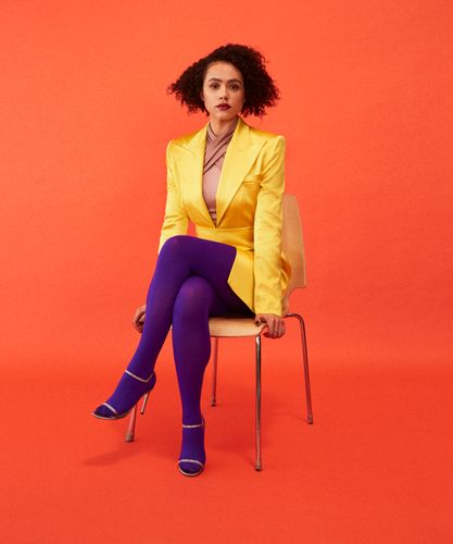 Nathalie Emmanuel for The Laterals