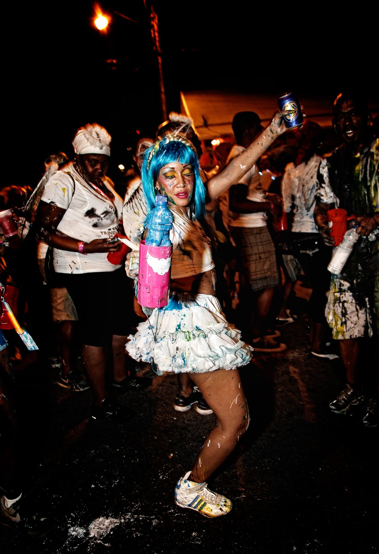 ESSENCE OF J'OUVERT