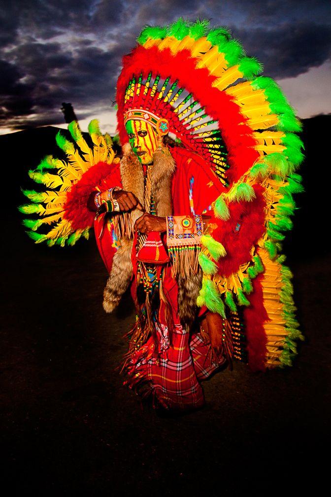 FANCY INDIAN MICHAEL ROBERTS 2013