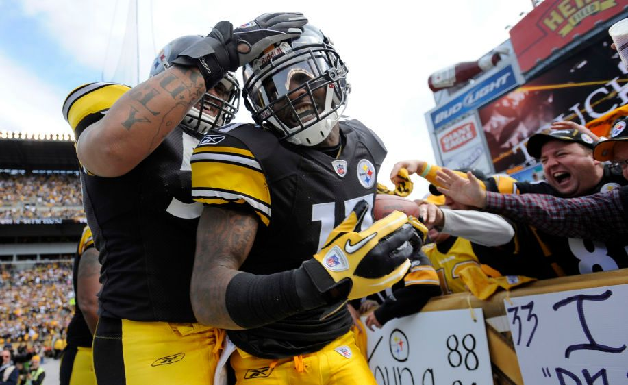 Mike Wallace, Maurkice Pouncey