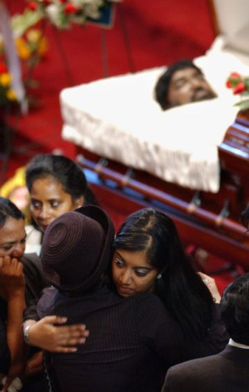 Prem Kumar Walekar Funeral