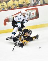 NHL: Stanley Cup Final-San Jose Sharks at Pittsburgh Penguins