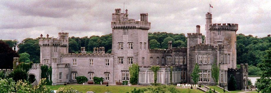 Dromoland Castle - Shannon Ireland - Built in 1543